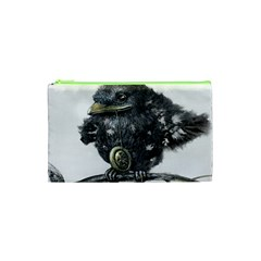 Cute Bird  Cosmetic Bag (xs)