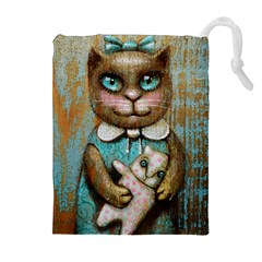 Doll Drawstring Pouches (extra Large)