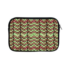 Zig Zag Multicolored Ethnic Pattern Apple Ipad Mini Zipper Cases