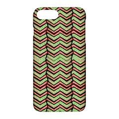Zig Zag Multicolored Ethnic Pattern Apple Iphone 7 Plus Hardshell Case