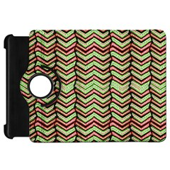 Zig Zag Multicolored Ethnic Pattern Kindle Fire Hd 7