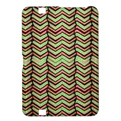 Zig Zag Multicolored Ethnic Pattern Kindle Fire Hd 8 9