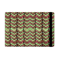 Zig Zag Multicolored Ethnic Pattern Ipad Mini 2 Flip Cases