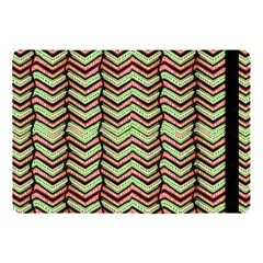 Zig Zag Multicolored Ethnic Pattern Apple Ipad Pro 10 5   Flip Case