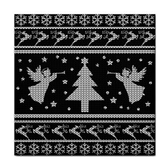Ugly Christmas Sweater Tile Coasters