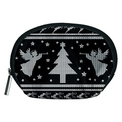Ugly Christmas Sweater Accessory Pouches (medium)