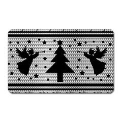 Ugly Christmas Sweater Magnet (rectangular)