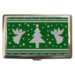 Ugly Christmas Sweater Cigarette Money Cases