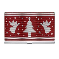 Ugly Christmas Sweater Business Card Holders