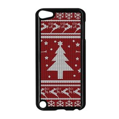 Ugly Christmas Sweater Apple Ipod Touch 5 Case (black)
