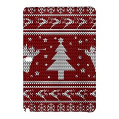 Ugly Christmas Sweater Samsung Galaxy Tab Pro 10 1 Hardshell Case