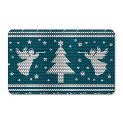 Ugly Christmas Sweater Magnet (rectangular)