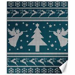 Ugly Christmas Sweater Canvas 20  X 24