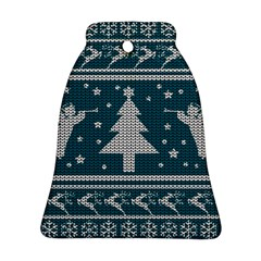 Ugly Christmas Sweater Ornament (bell)