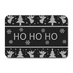Ugly Christmas Sweater Plate Mats