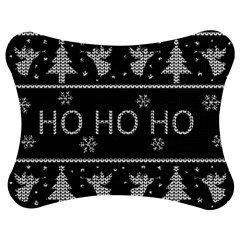 Ugly Christmas Sweater Jigsaw Puzzle Photo Stand (bow)