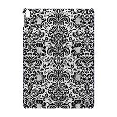 Damask2 Black Marble & White Leather Apple Ipad Pro 10 5   Hardshell Case
