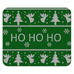 Ugly Christmas Sweater Double Sided Flano Blanket (small)
