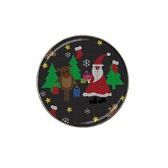 Ugly Christmas Sweater Hat Clip Ball Marker