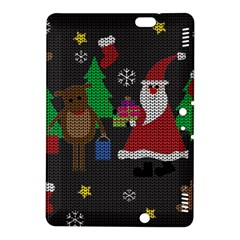 Ugly Christmas Sweater Kindle Fire Hdx 8 9  Hardshell Case