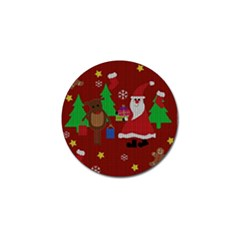 Ugly Christmas Sweater Golf Ball Marker (4 Pack)