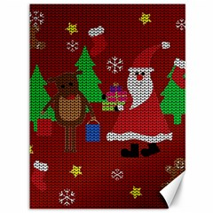 Ugly Christmas Sweater Canvas 36  X 48
