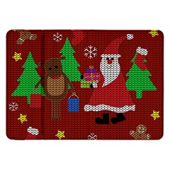 Ugly Christmas Sweater Samsung Galaxy Tab 8 9  P7300 Flip Case