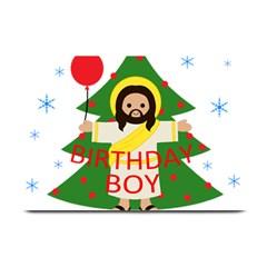 Jesus   Christmas Plate Mats