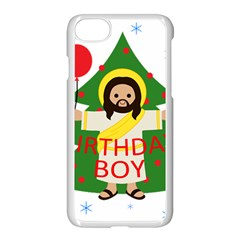 Jesus   Christmas Apple Iphone 8 Seamless Case (white)