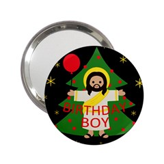 Jesus   Christmas 2 25  Handbag Mirrors