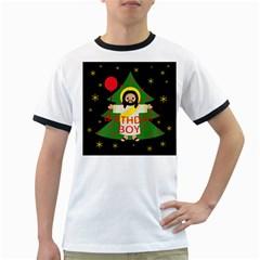 Jesus   Christmas Ringer T Shirts
