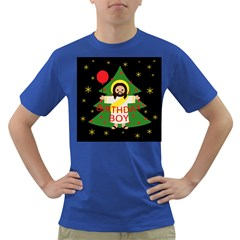 Jesus   Christmas Dark T Shirt
