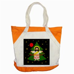 Jesus   Christmas Accent Tote Bag