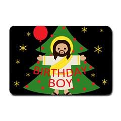Jesus   Christmas Small Doormat