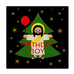 Jesus   Christmas Face Towel