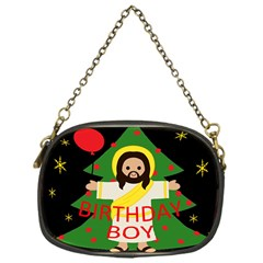 Jesus   Christmas Chain Purses (one Side)