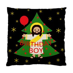 Jesus   Christmas Standard Cushion Case (one Side)