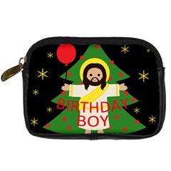 Jesus   Christmas Digital Camera Cases