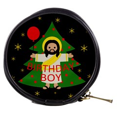 Jesus   Christmas Mini Makeup Bags