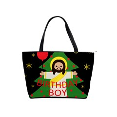 Jesus   Christmas Shoulder Handbags