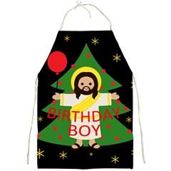 Jesus   Christmas Full Print Aprons