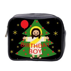 Jesus   Christmas Mini Toiletries Bag 2 Side
