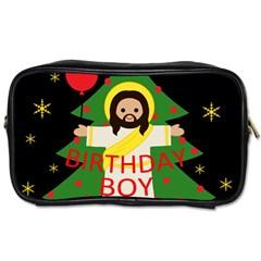 Jesus   Christmas Toiletries Bags