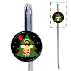 Jesus   Christmas Book Mark