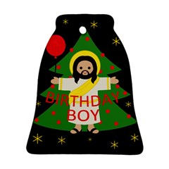 Jesus   Christmas Ornament (bell)