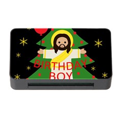 Jesus   Christmas Memory Card Reader With Cf