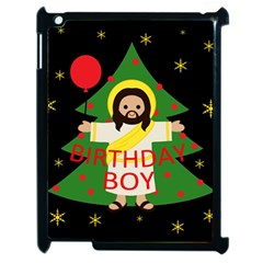 Jesus   Christmas Apple Ipad 2 Case (black)