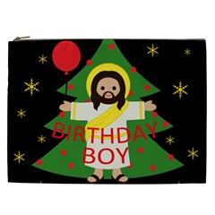 Jesus   Christmas Cosmetic Bag (xxl)