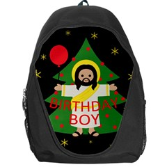 Jesus   Christmas Backpack Bag