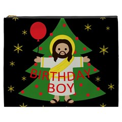 Jesus   Christmas Cosmetic Bag (xxxl)